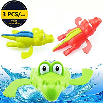 Baby Bath Toys Kids Bathtub Toy Pool Water Floating Fun Play Set High Quality