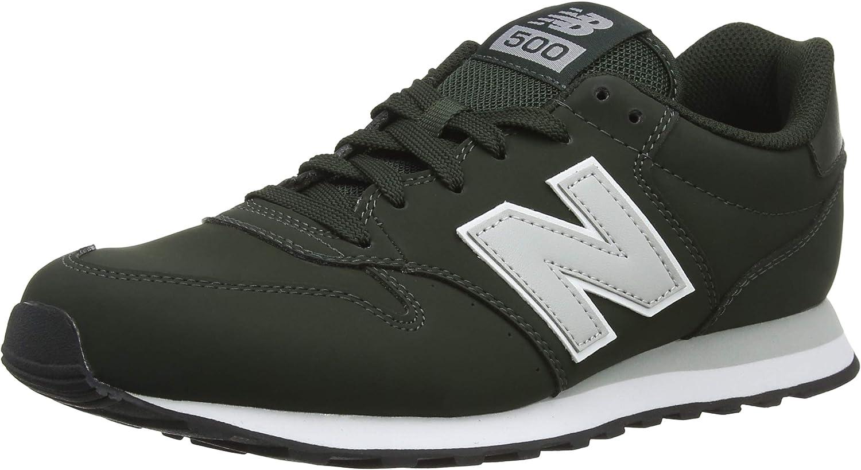 New Balance 500, Zapatillas para Hombre: Amazon.es: Zapatos y complementos