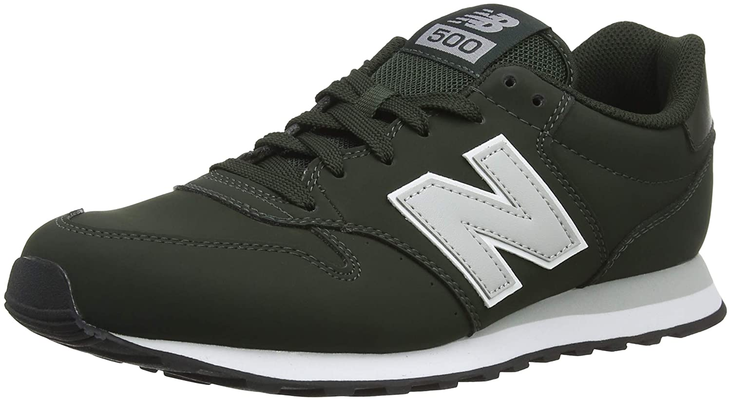 GM500GRG Sneakers verdi uomo new balance | MecShopping
