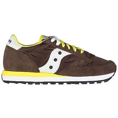 Original Homme Baskets Saucony Daim Jazz Chaussures Sneakers En OTXZikuP