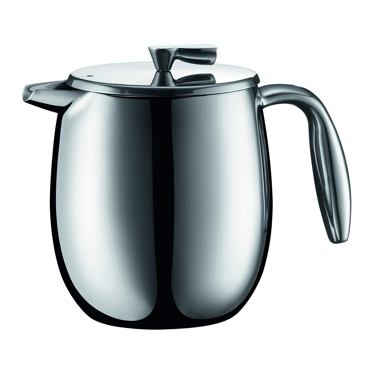 Bodum Columbia 17-Ounce Stainless-Steel Thermal Coffee Press Pot