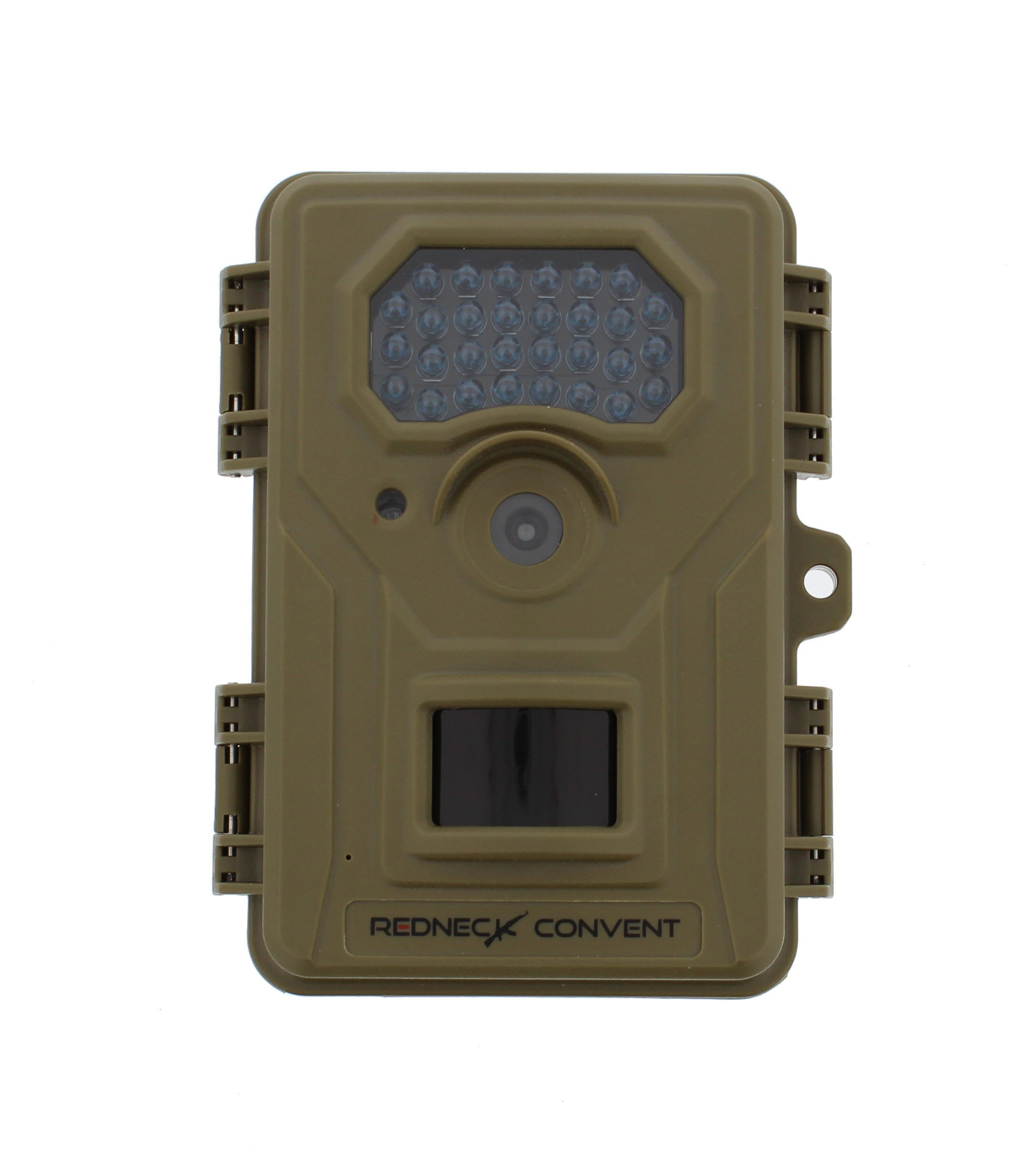 Redneck Convent Waterproof Trail Camera with Night Vision No Glow Hunting Camera 12MP 1080p