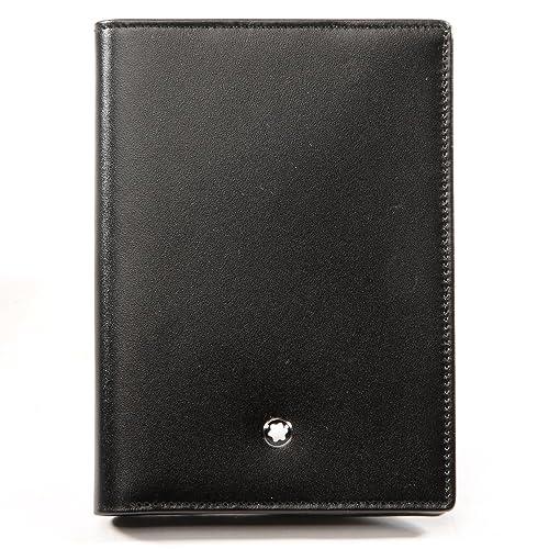 Montblanc Masterpiece Wallet No. 02664 2664 Unisex Adult Wallet schwarz/na