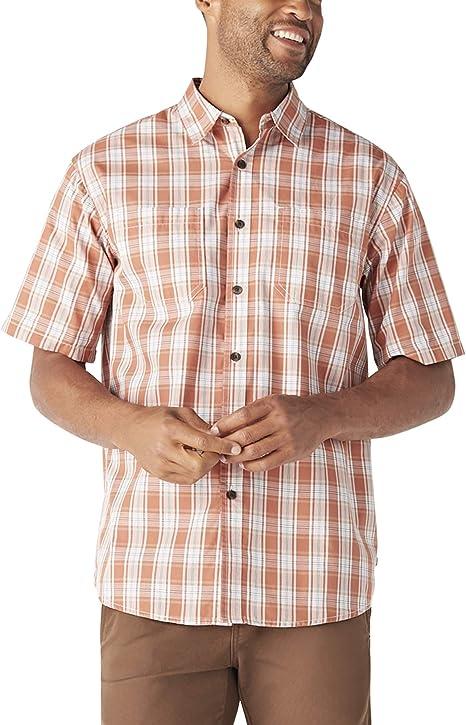 Dickies Camisa de manga corta con hilo teñido para hombre: Amazon.es: Ropa y accesorios