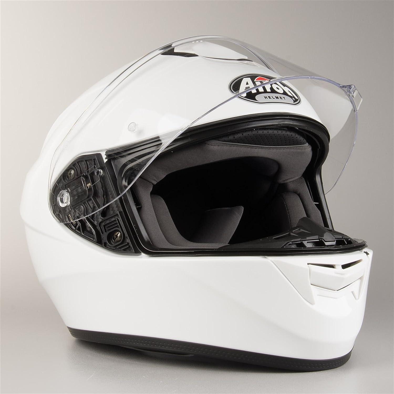 Airoh Motorrad Helme St701 White Größe M Auto