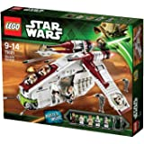 LEGO Star Wars - Republic Gunship, juego de construcción (75021)