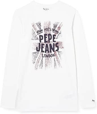 Pepe Jeans Lui Camiseta para Niños