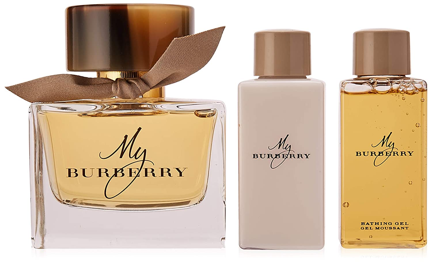 89f2f2cf5 My Burberry Luxurious Gift Set by Burberry for Women - Eau de Parfum, 90ml:  Amazon.ae: TPMT_uae
