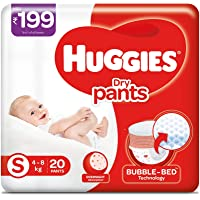 Huggies Dry Pants, Small Size Diapers, 20 Count