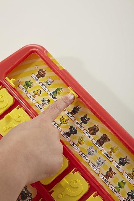 Hasbro Gaming Gaming Clasico Games-Quien es quien (Hasbro 05801175), Miscelanea: Amazon.es: Juguetes y juegos