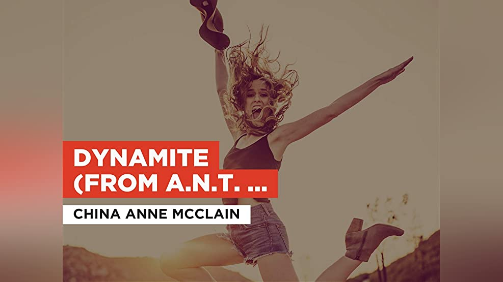 Dynamite (From A.N.T. Farm) in the Style of China Anne McClain