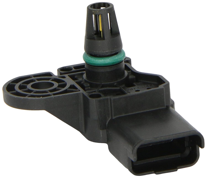 Metzger 0905358 Original Ersatzteil Sensor, Saugrohrdruck Bosch 0261230136