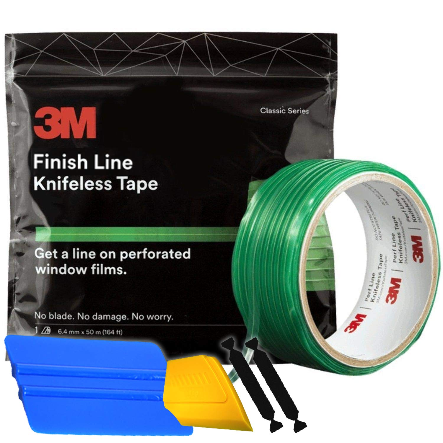 3m Wiring Tape Get Free Image About Diagram Data Wire Start Stop Amazon Com Knifeless Finish Line Vinyl Wrap Cutting 50 Meter