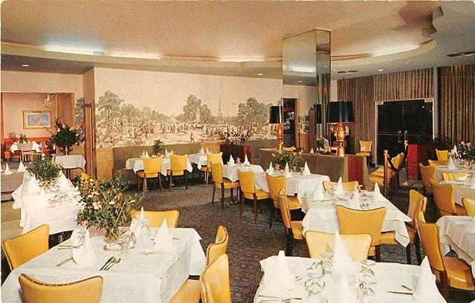Long Island New York Lauraine Murphy Restaurants Vintage