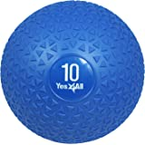 Yes4All Slam Ball for Strength and Crossfit Workout – Slam Medicine Ball, Model:JLMS
