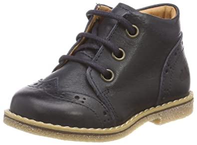 FRODDO Children Shoe G2130136, Mocassins Mixte Enfant, Bleu (Dark Blue I17), 25 EU