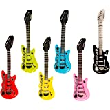 Kangaroo's Inflatable Rock 'N Roll Electric Guitars, 18-Pack