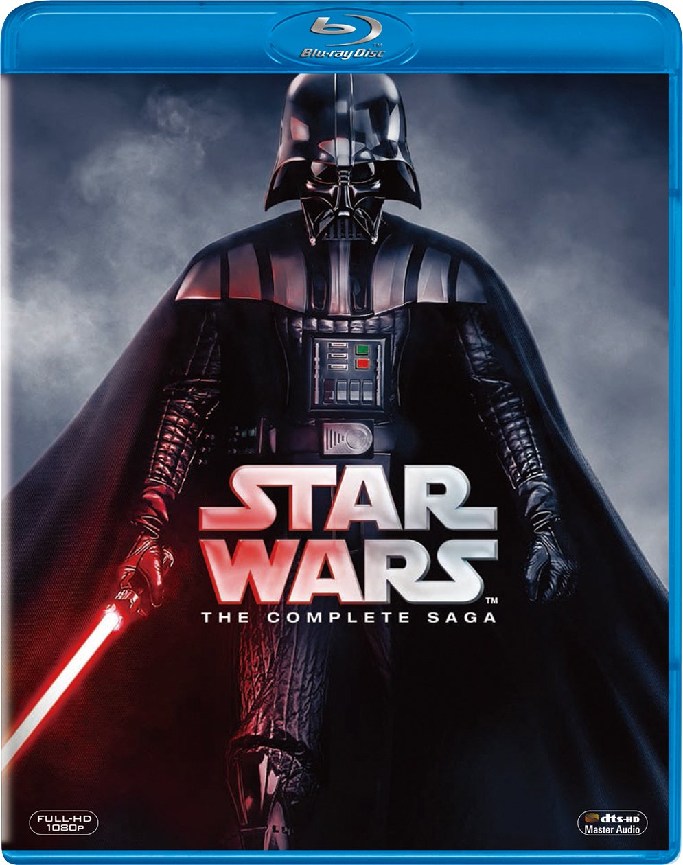 スター・ウォーズ コンプリート・サーガ ブルーレイコレクション(9枚組) (初回生産限定) Blu-ray
