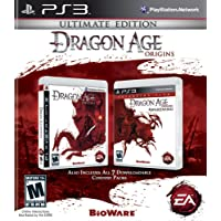 Dragon Age: Origins Ultimate Edition - PlayStation 3