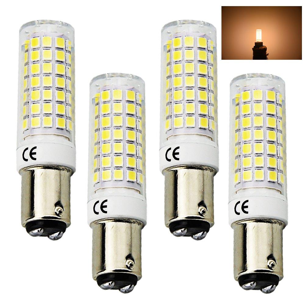 7w Ba15d Led Light Bulbs 120v Ba15d Double Contact Bayonet