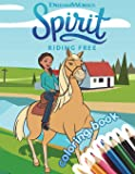 Spirit Riding Free Coloring Book: 30 Exclusive Images Inside This Amazing Coloring Book