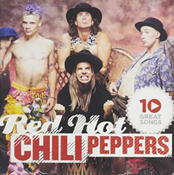 e8152d5bfb 10 Great Songs  Red Hot Chili Peppers