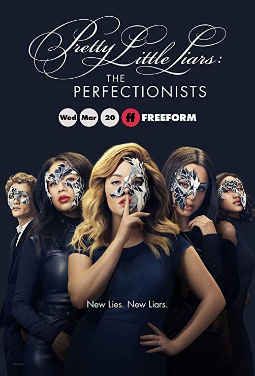 Pretty Little Liars The Perfectionists Movie Poster Cartel ...