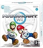 Wii Mario Kart más Volante