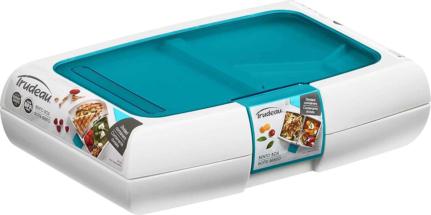 Trudeau Bento Lunch box, Tropical