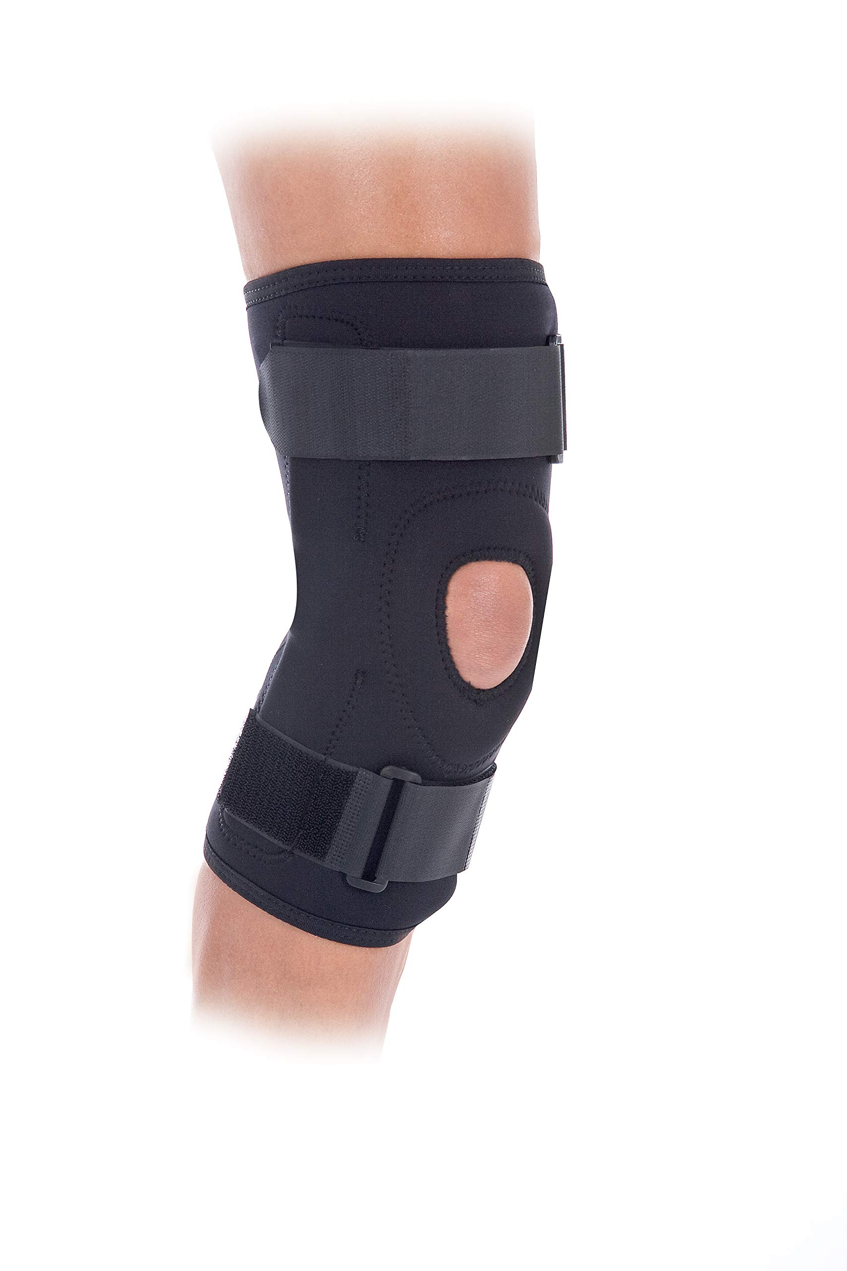 Adjustable Patella Stablizing Knee Brace, X-Large