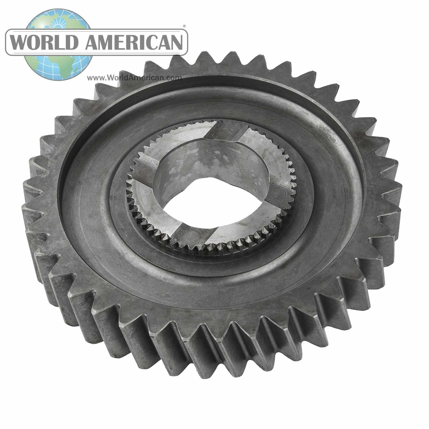 World American 4301688 Mainshaft 1st Gear