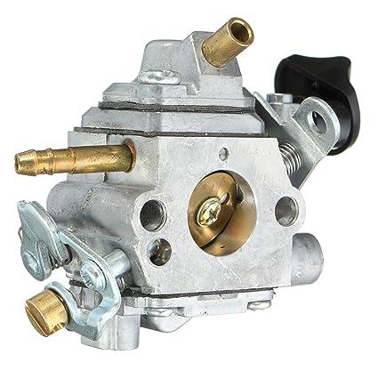 Alamor Carburador para STIHL BR500 BR550 BR600 mochila ...