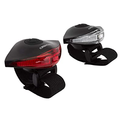 Sunlite Griplight II Combo Light Set : Bike Headlight Taillight Combinations : Sports & Outdoors