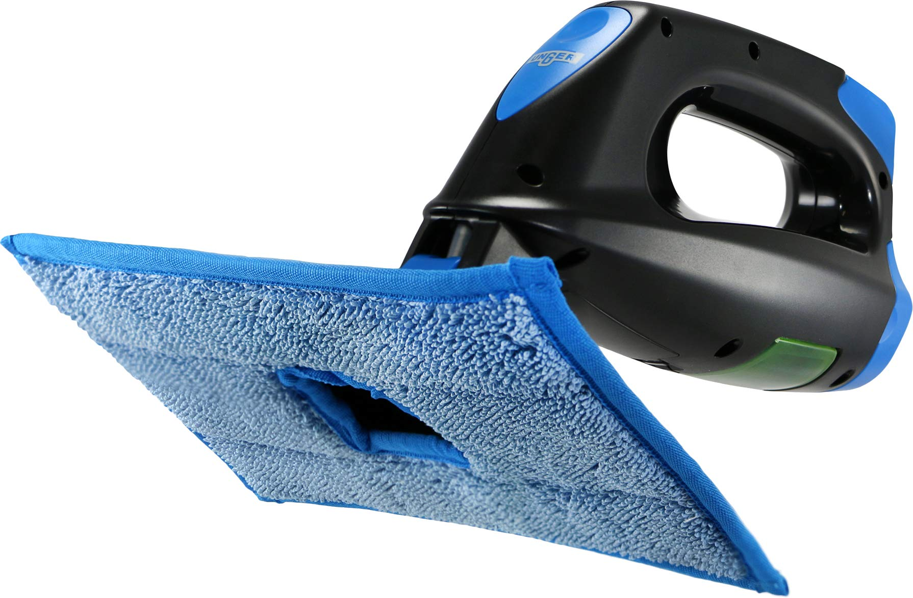 Unger CleanXpress 3-in-1 Multi-Surface Cleaning Tool - Sprays, Cleans, Dries
