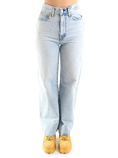 Levi Strauss & Co. 79112-0004 Pantalones Vaqueros Mujer ...