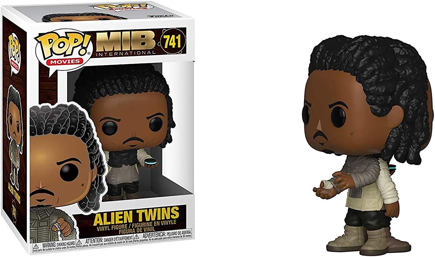 Funko- Pop Vinilo: Men in Black International: Alien Twins Figura Coleccionable, Multicolor, Talla única (38494): Amazon.es: Juguetes y juegos