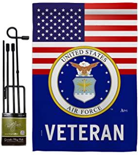 new Air Force Served With Pride Flag 3x5 ft USAF Veteran Vet