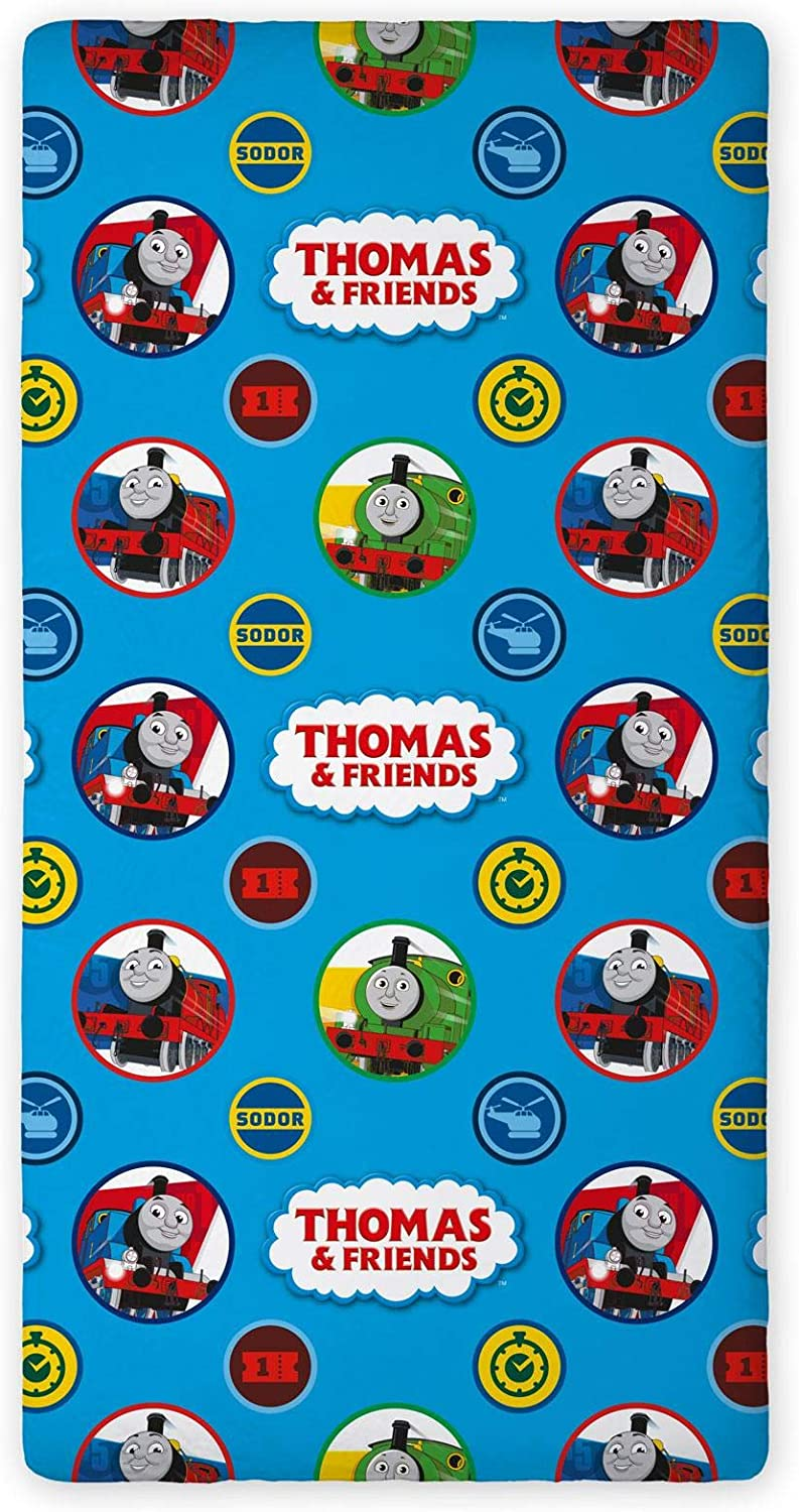 myToyscenter Thomas /& Friends spannbet Chiffon