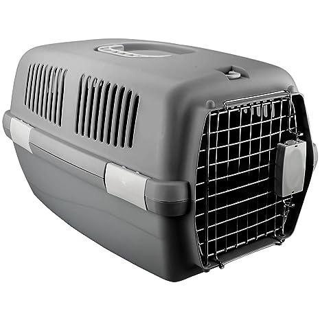ASAB Bolsa de transporte portátil para mascotas, cachorros, gatos, conejos, caseta grande