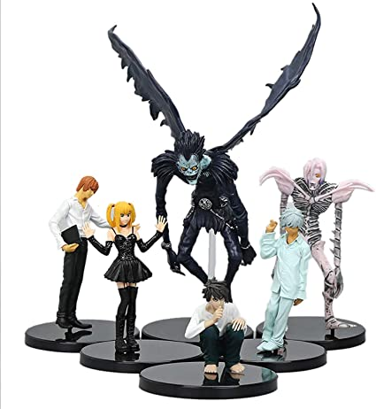 Amazon Com Hhh Anime Death Note Set Of Characters L