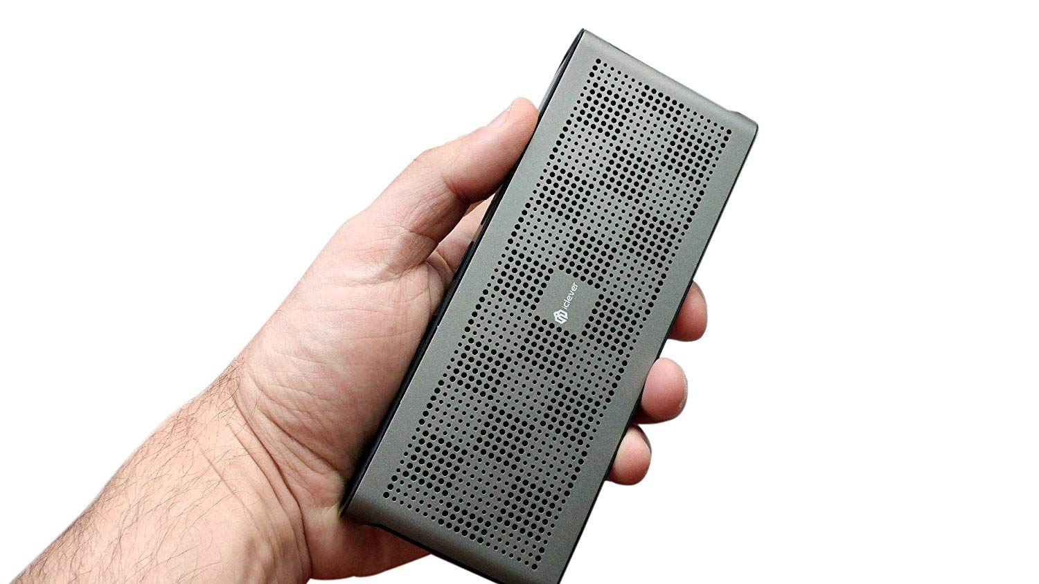 43726978a199d3 iClever BoostSound BTS-04 Wireless Speakers with: Amazon.in: Electronics
