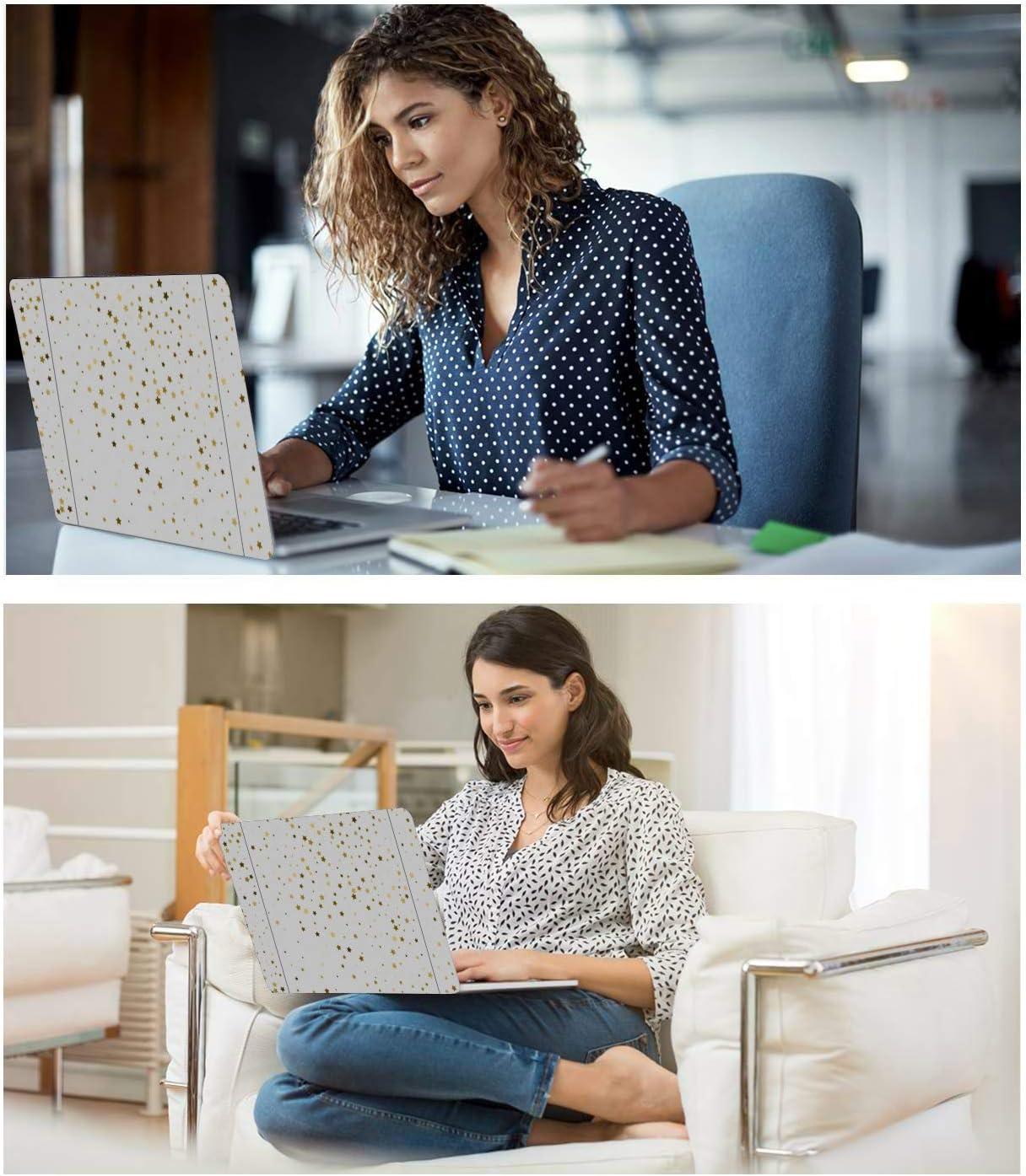 Protective MacBook Pro Case Shiny Retro Noble Pentagram Sky Plastic Hard Shell Compatible Mac Air 11 Pro 13 15 MacBook Pro Laptop Cover Protection for MacBook 2016-2019 Version