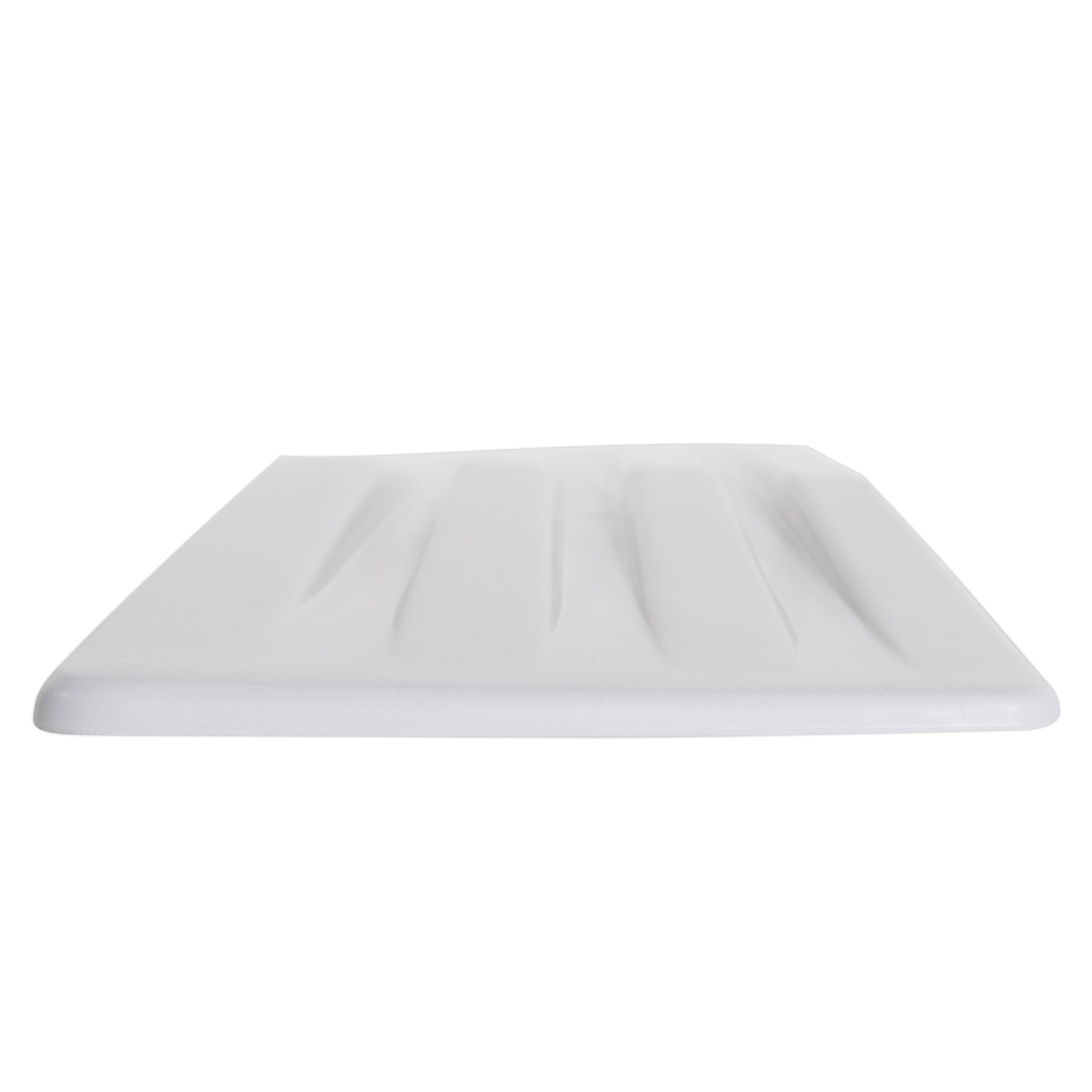 Molded Transfer Slide Board, Wheelchair Transfer Board, Medical Patient Aid for Limited Mobility & Recovery, White by PCP
