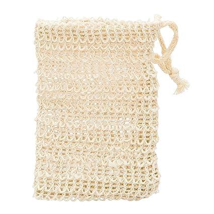 Bolsa de jabón ideal para guardar jabones, exfoliante de ...
