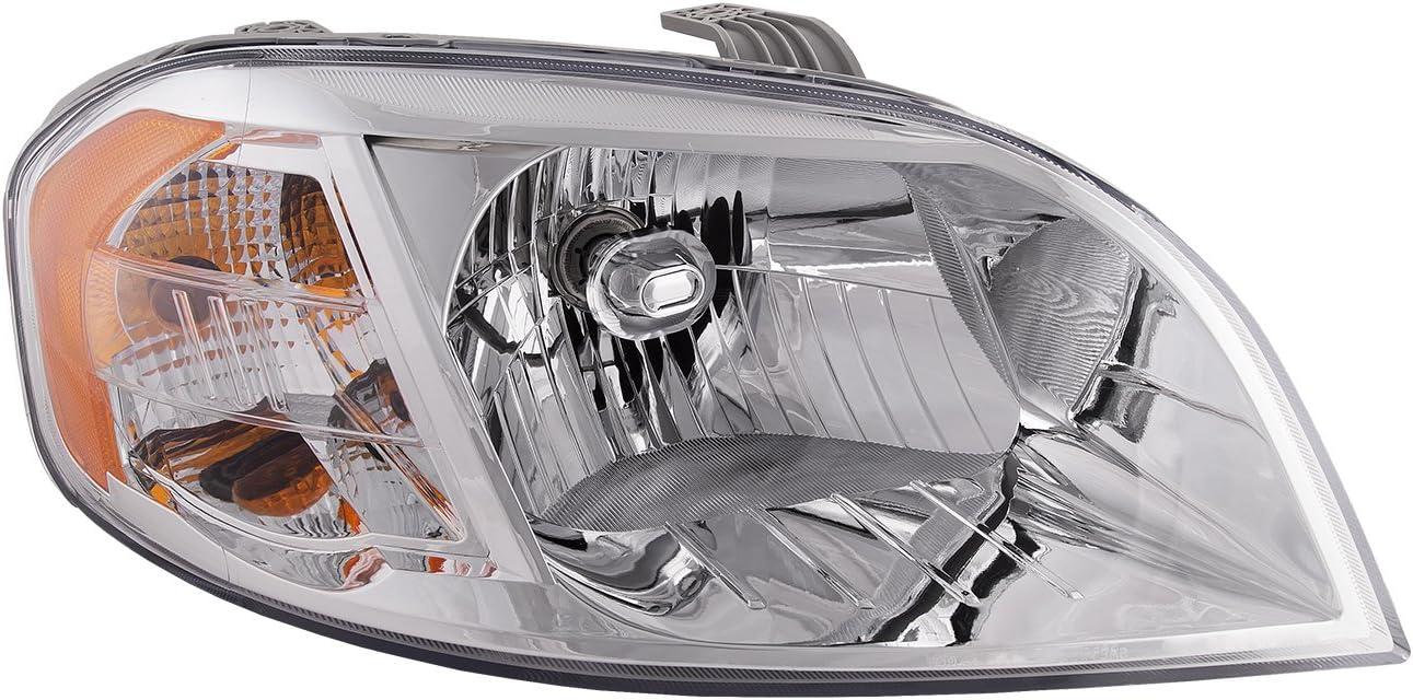 TYC 20-6821-01 Chevrolet Aveo Passenger Side Headlight Assembly