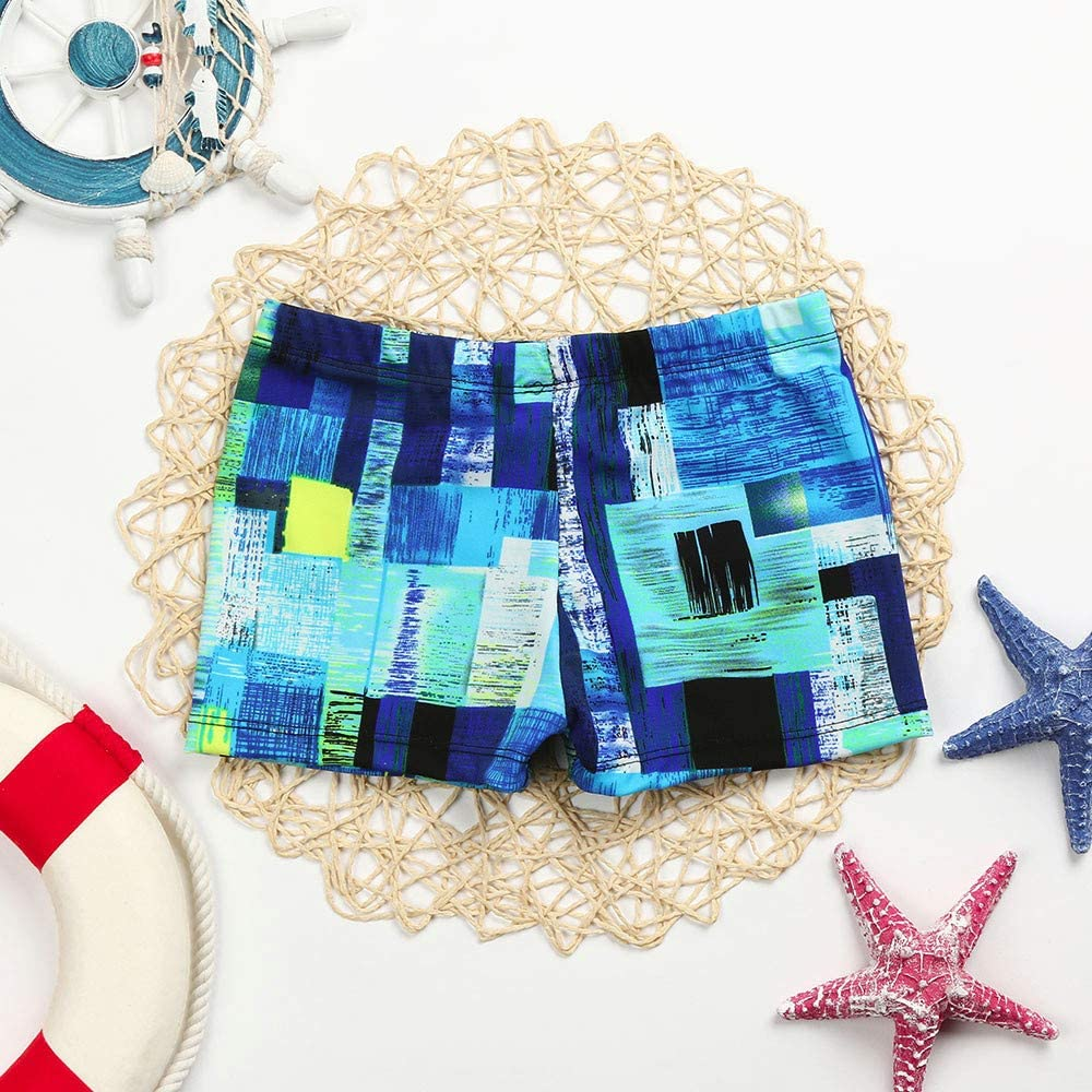 Kids Baby Boys Stretch Beach Swimsuit Swimwear Trunks Shorts Clothes Camouflage Exquisite Swimming Pants