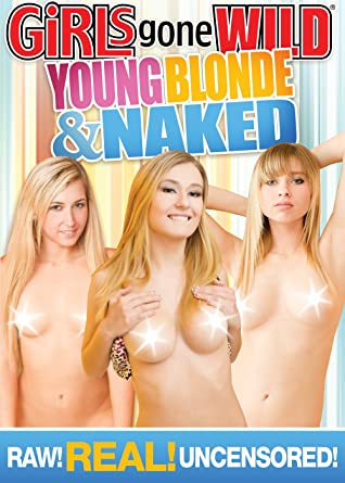 young blondes naked