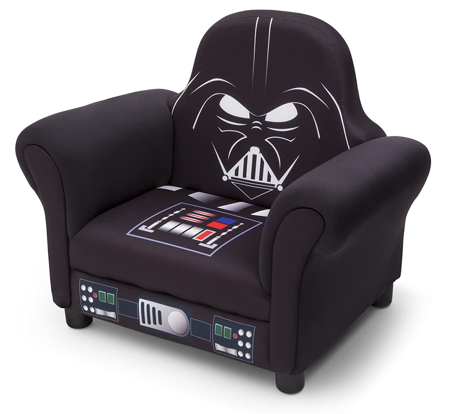 Amazon Delta Children Star Wars Deluxe Upholstered Chair