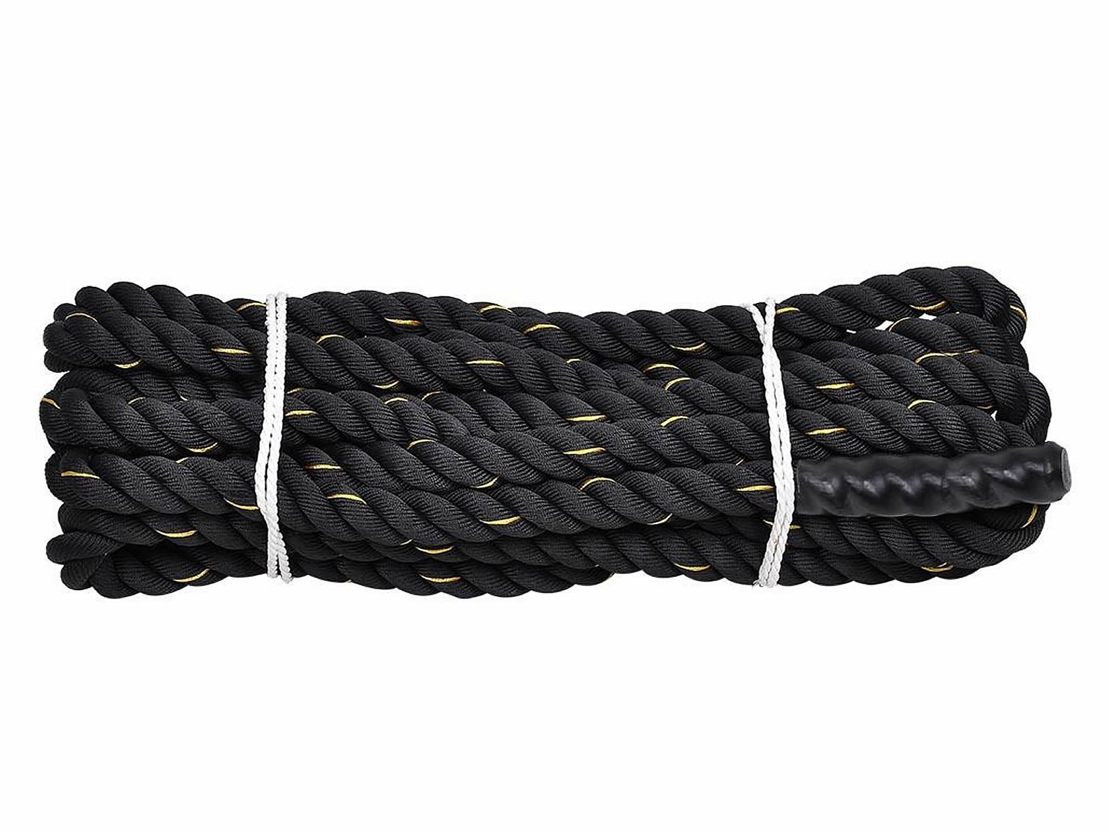 Battle Rope Training Undulation Extremely Workout Stamina for Gain Lean Muscle by DTOFREE (Image #3)