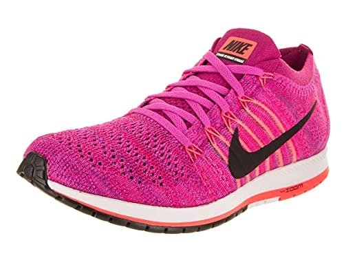 d22af422b849d Nike Flyknit Streak Unisex Running Shoe (Fireberry Black-Racer Pink ...